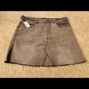 Brande New Express Denim Skirt